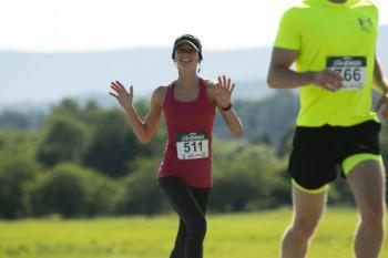 Stowe 8-miler and 5k - Stowe, VT July 2019