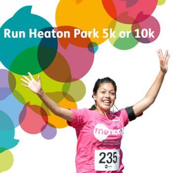 Mencap Manchester Heaton Park 5km or 10km 25th August 2019