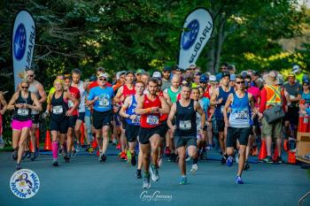 Capital Subaru Huffin' Puffin Marathon, Half-Marathon and Marathon Relay