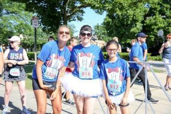 Uncle Sam 5K Run or Walk and Kids Dash