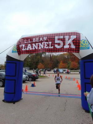 LL Bean Flannel 5k - September 2019, Burlington, VT