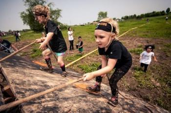 Spartan Utah Kids Race 2019