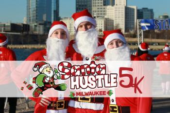 Santa Hustle 5k & Kids Dash Milwaukee
