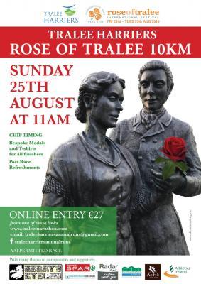 Tralee Harriers, Rose of Tralee 10k