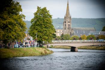 Baxters River Ness 5K, 6 October 2019, Inverness Scotland