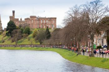 Inverness 5K, 8 March 2020, Scotland