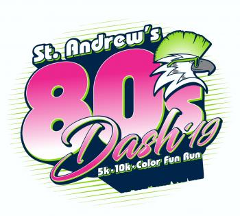 St. Andrew's Dash into the 80s