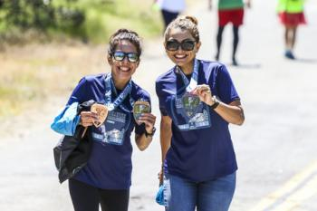 Yosemite Half Marathon, May 2020