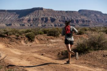 Zion Ultras and Trail Half Marathon, April 2020