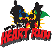 Des Moines Superhero Heart Run