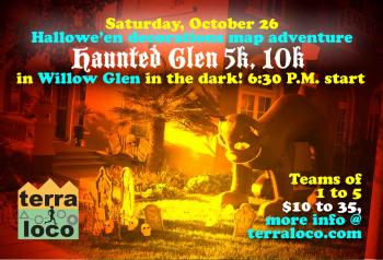 Haunted Glen 5k, 10k
