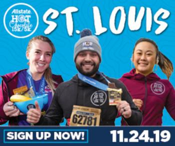 2019 Allstate Hot Chocolate 15k/5k St Louis