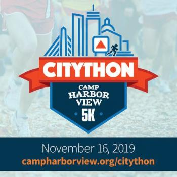 Camp Harbor View Citython 5k road race