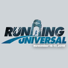 Running Universal Jurassic World 10K