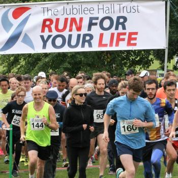 Hampstead Heath 10K, 5K and Fun Run Trail Race