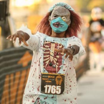 2019 Miami Beach Halloween Half Marathon and Freaky 4-Miler