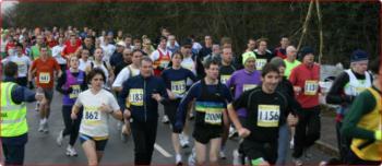 Bedford Harriers Half Marathon