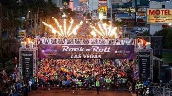 2019 Humana Rock 'n' Roll Las Vegas Marathon and 1/2 Marathon