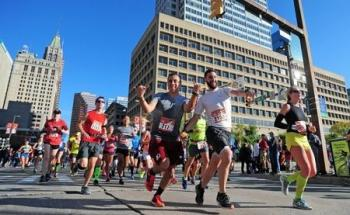 2019 Baltimore Running Festival