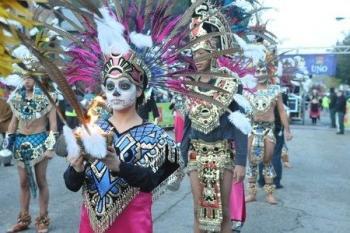 UNO Carrera De Los Muertos/Race of the Dead 5K
