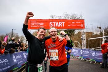Mercer Surrey Half Marathon - 08 March 2020