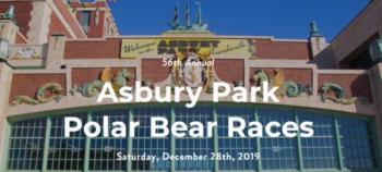 Polar Bear Races, December 2019, Asbury Park, NJ
