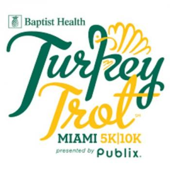 Baptist Health Turkey Trot Miami 5K, 10K and Kids Race presented by Publix
