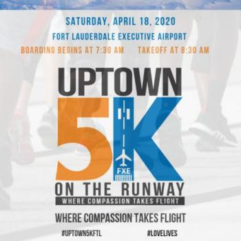 Second Annual Uptown 5K on the Runway