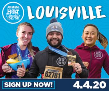 2020 Allstate Hot Chocolate 15k/5k Louisville