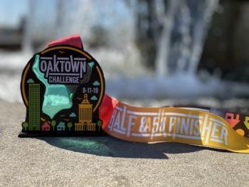 Oaktown Half Marathon and 5K + BrewFest / August 8, 2020 / Oakland, CA