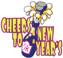 Cheers to New Year's 5K
