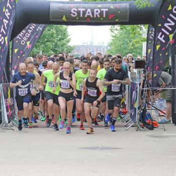 Queen Elizabeth Olympic Park 10K - Saturday 4 July 2020