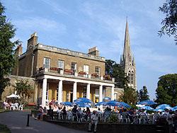 Clissold Park (Hackney) 10km