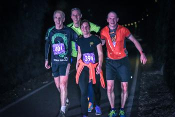 Two Tunnels 'Return Ticket' Half Marathon