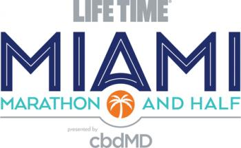 Life Time Miami Marathon and Half Marathon presented by cbdMD