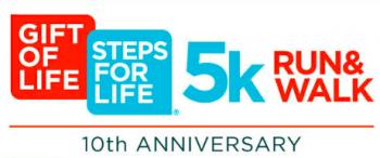 Steps for Life 5K