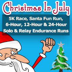 Christmas in July Races