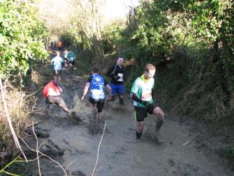 Pipley Wood Mud Bath 10km & 5km