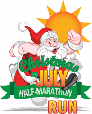 Christmas in July Half Marathon