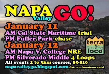 Napa Valley Go! Cal Maritime Sprint