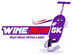 The Wine Run 5k Run/Walk - Armstrong Winery