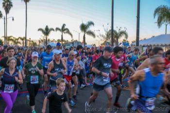 Redondo Beach Super Bowl 10K/5K Run