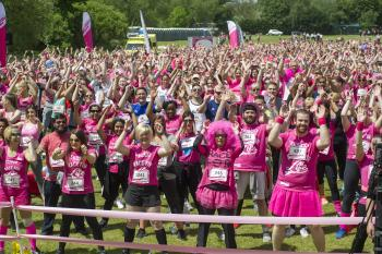 Cancer Research UK Race for Life Caernar