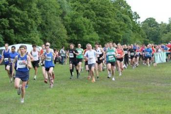 Essex Cross Country 10k Series - Belhus Woods Country Park