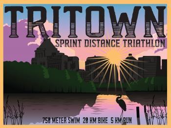 Tritown Sprint Triathlon