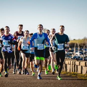 Draycote Water October 10K and Half Marathon - Sunday 11 October 2020