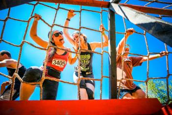 Rugged Maniac 5k Obstacle Race, Southern Indiana - August 2020