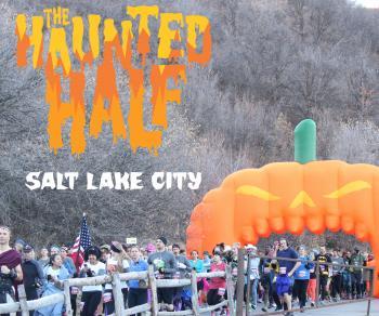 The Haunted Half, 5K & Kid' Run (Salt Lake City)