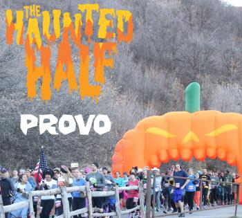 The Haunted Half, 5K & Kid' Run (Provo)