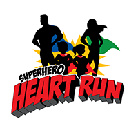 Omaha Superhero Heart Run